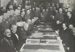 Friede von Brest-Litowsk