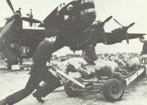 Halifax Bomben laden