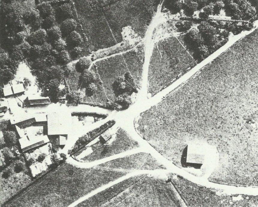 Startplatz für Fi 103 Flugbomben bei Vignacourt