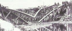 Deutsche Truppen überqueren den Maas-Aisne-Kanal