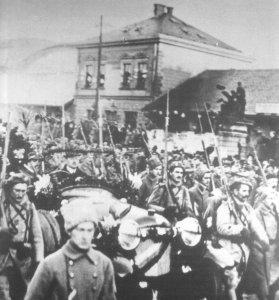 tschechische Legion in Russland