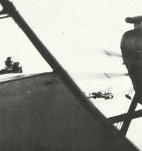 schweren britischen strategischen Bomber vom Typ Handley-Page 0/400
