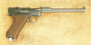 Artilleriepistole LP.08