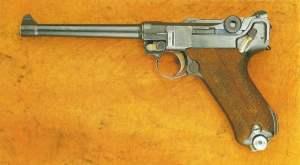 Marinepistole Modell 1904