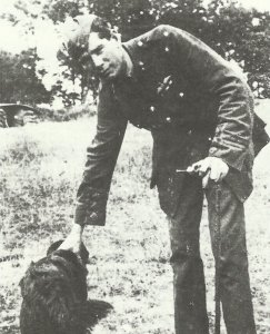 Top-As der britischen Jagdflierger 'Mick' Mannock