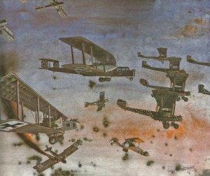 Nachtangriff London Mai 1918