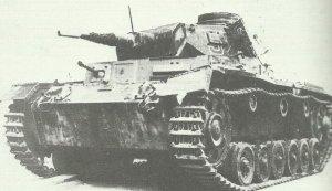 PzKpfw III Ausf. F mit 5cm KwK L/42