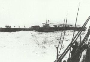 U-Kreuzer 'U 154'