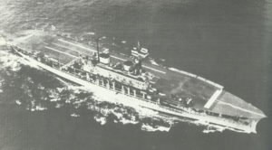 Flugzeugträger HMS Eagle