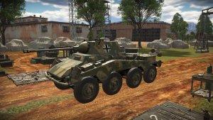 Achtrad-Spähpanzer Puma