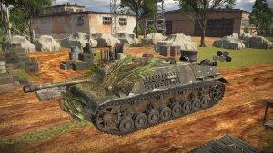 Jagdpanzer IV in War Thunder