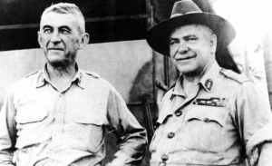 Generale Krueger und Blarney