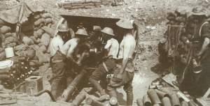 Britisches 18-Pfünder-Feldgeschütz