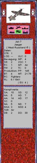 Einheiten-Daten