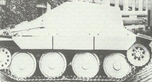 15cm sIG33/2(Sf) auf Jagdpanzer 38(t) Hetzer
