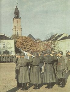 Rekrutenvereidigung in Potsdam