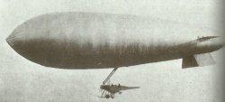 Luftschiff der britischen SS-Klasse