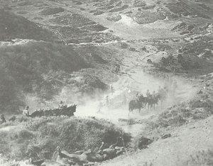 Britische Kavallerie Palästina