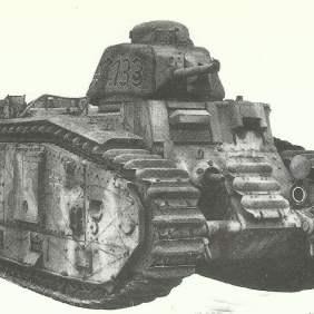 Flammwagen auf Panzerkampfwagen B-2