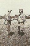italienischen Oberbefehlshaber General Armando Diaz