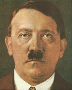 Adolf Hitler Foto Signal