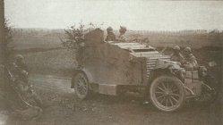 Peugeot-Panzerwagen