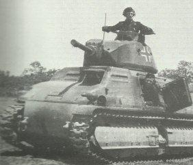 Panzerkampfwagen 35-S 739(f)