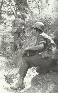 US-Soldaten in Süd-Italien