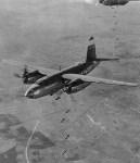 B-26 Marauder bombardieren Ziele