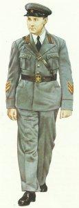 Sowjetische Uniform 1939