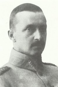 General Karl Mannerheim