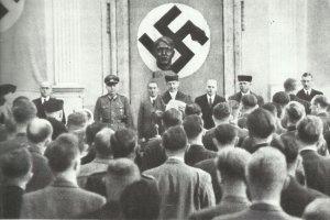 Vorsitzende des Volksgerichtshof Roland Freisler