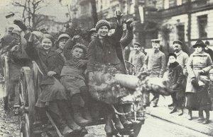 Truppen kehren nach Berlin zurück