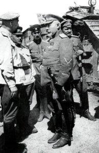 Generalleutnant Anton Iwanowitsch Denikin