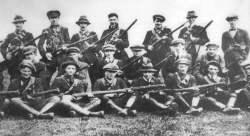 Irische Freiheitskämpfer der IRA