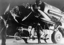 Ju 88 Steinbock-Angriffe auf London