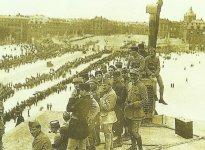 Ankunft Friedensdelegationen Versailles