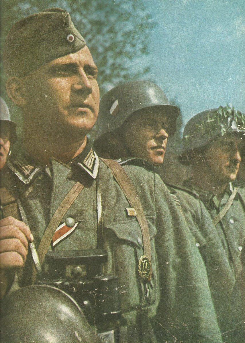 Deutsche 'Landser' an der Ostfront
