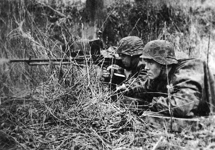 Totenkopf-Division Frankreich 1940