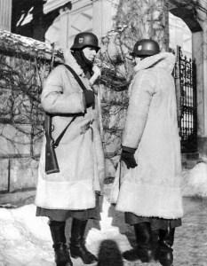 Wachsoldaten der Totenkopf