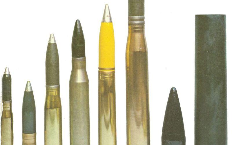 Durchschlagskraft Panzermunition