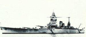 'Schnelle Schlachtschiff' Dunkerque