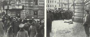 Ermordung eines wehrlosen Reichswehr-Soldaten