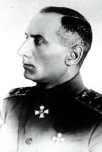 Admiral Alexander Wassiljewitsch Koltschak