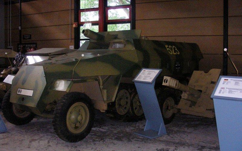 SdKfz 251 Varianten