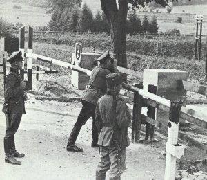 Danzig deutsche Grenzpolizei