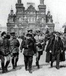 'Lenin', auf dem Roten Platz