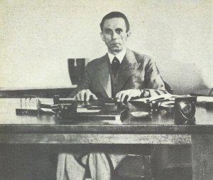 Propagandaminister Joseph Goebbels