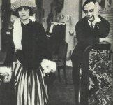 Filmschauspierlerin Asta Nielsen
