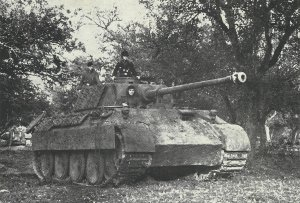 PzKpfw V Panther Ausf.D